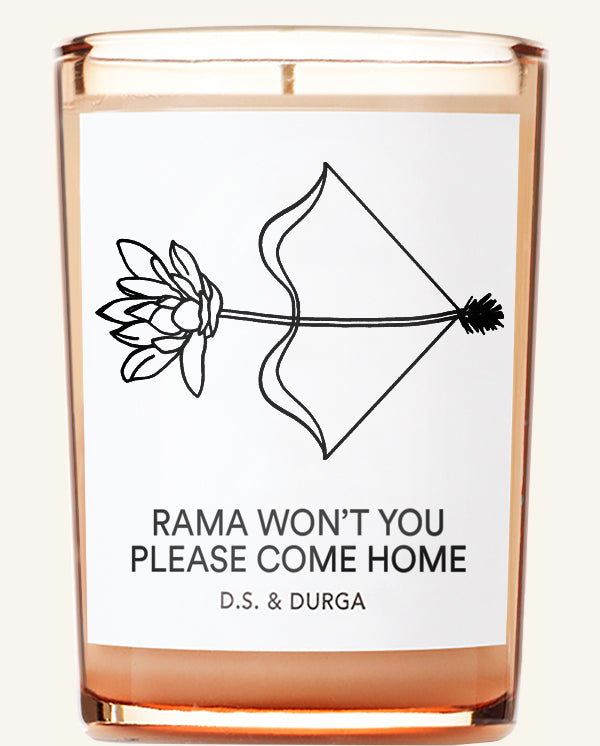 Image result for D.S. & Durga Rama Won't You Please Come Home Candle