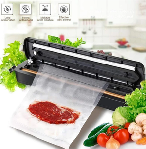 Vacuum Sealer Machine-Get 15pcs Sealing Bags For Free