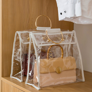 Transparent dustproof bag