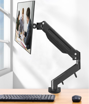 Aluminum Height Adjustable Monitor Holder