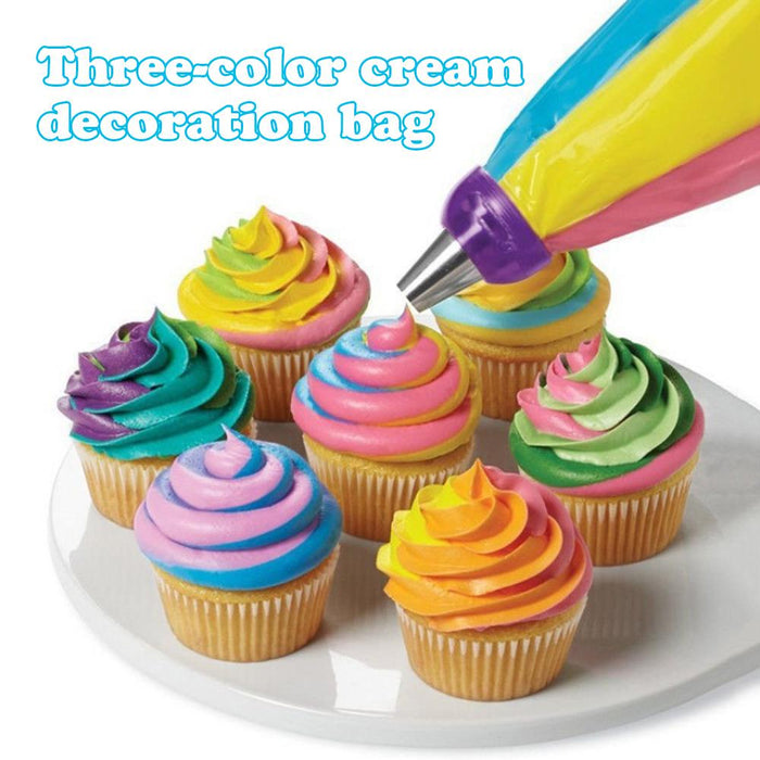 Tricolor Decorating Converter