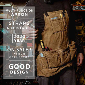 2020 New Apron Collector