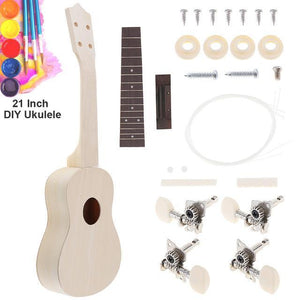Happie DIY Ukulele Kit