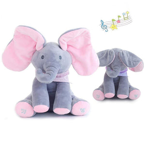Singing Elephant Toy