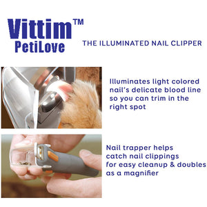 Vittim™ PetiLove Pet Nail Trimmer