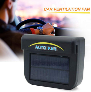 Vittim™ Solar Power Auto Cooling Fan