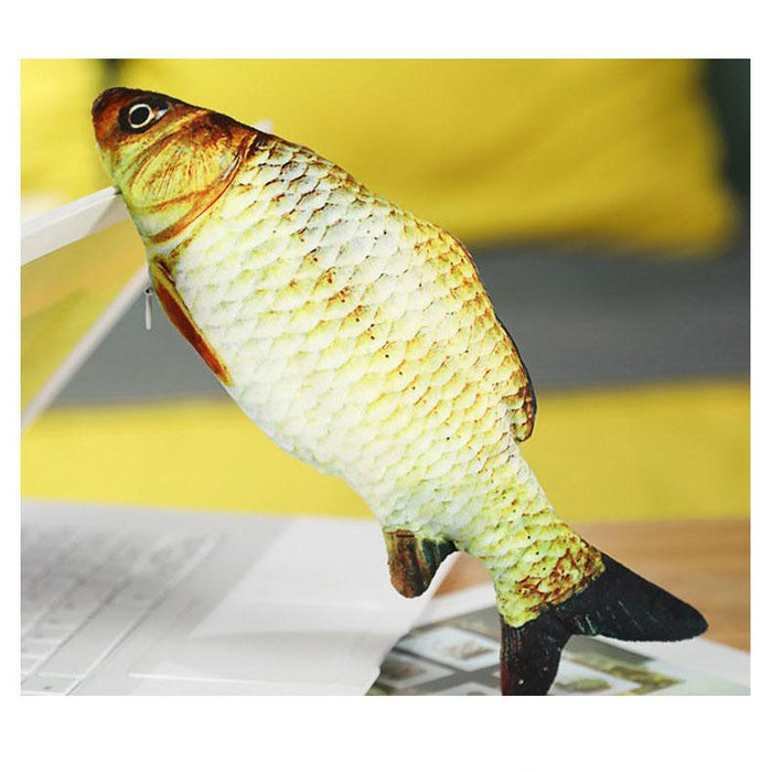 4pcs plush toy fishes