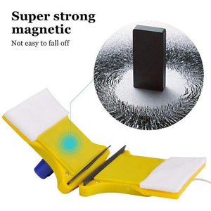 Magnetic Double-sided Window Cleaning Brush