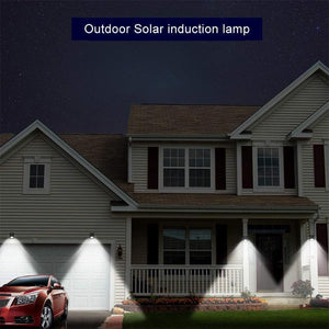 LED Solar Lamps Outdoor
