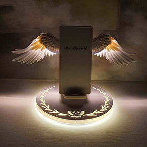 Angel wings Wireless Charger