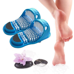 Suction Cup Cleaning Slipper