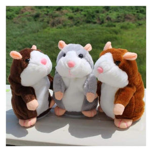 Talking Hamster Toys giggle giggles laugh giggling speaking hamster Talk back speak