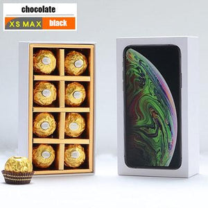 IPhone case chocolate