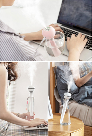 Cool Mist Humidifier Travel Air Humidifier