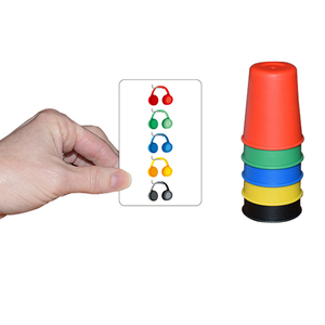 Speed Stacking Cup Game for Kids