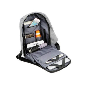 Ajax - Anti-Theft Backpack - Praluxe