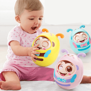 Adorable Roly-poly Toy Doll - Luckybudmall