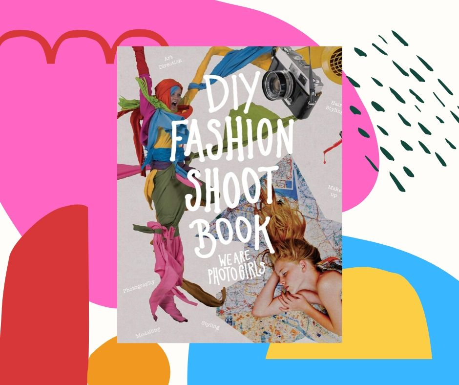 Art Activity: DIY Fashion Shoot: Off The Top Of Your Head