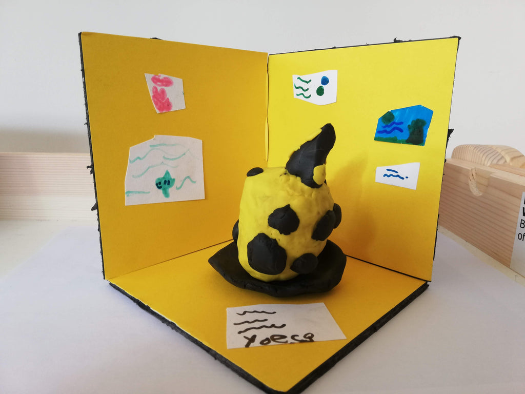 Art Activity: Yayoi Kusama Mini-Pumpkin Gallery
