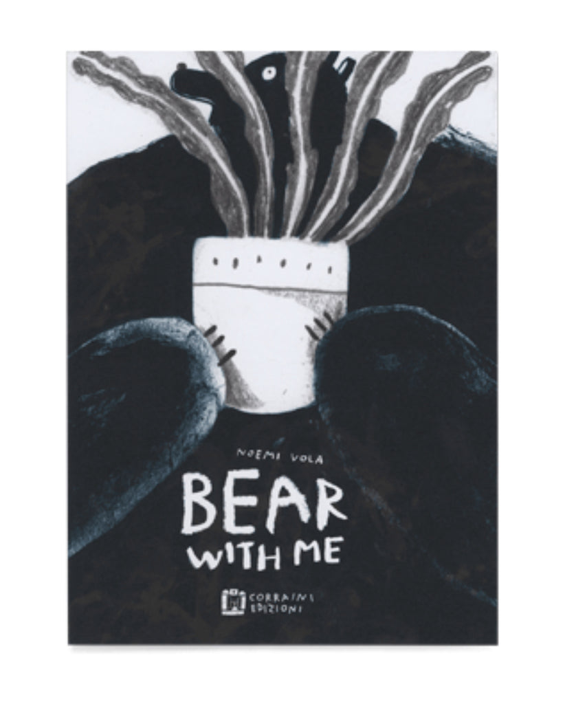 Bear with me by Noemi Vola book cover