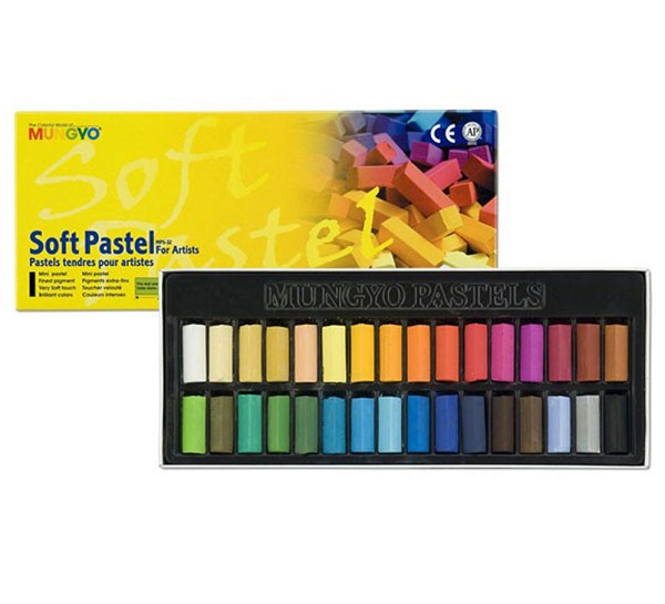 Mungyo Soft Pastels 32 set