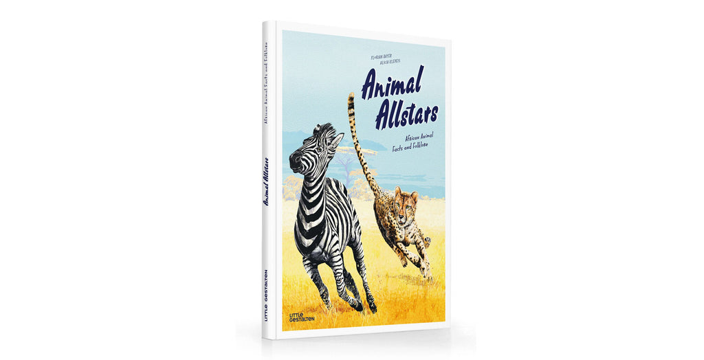 Animal All Stars: African Animal Facts & Folklore
