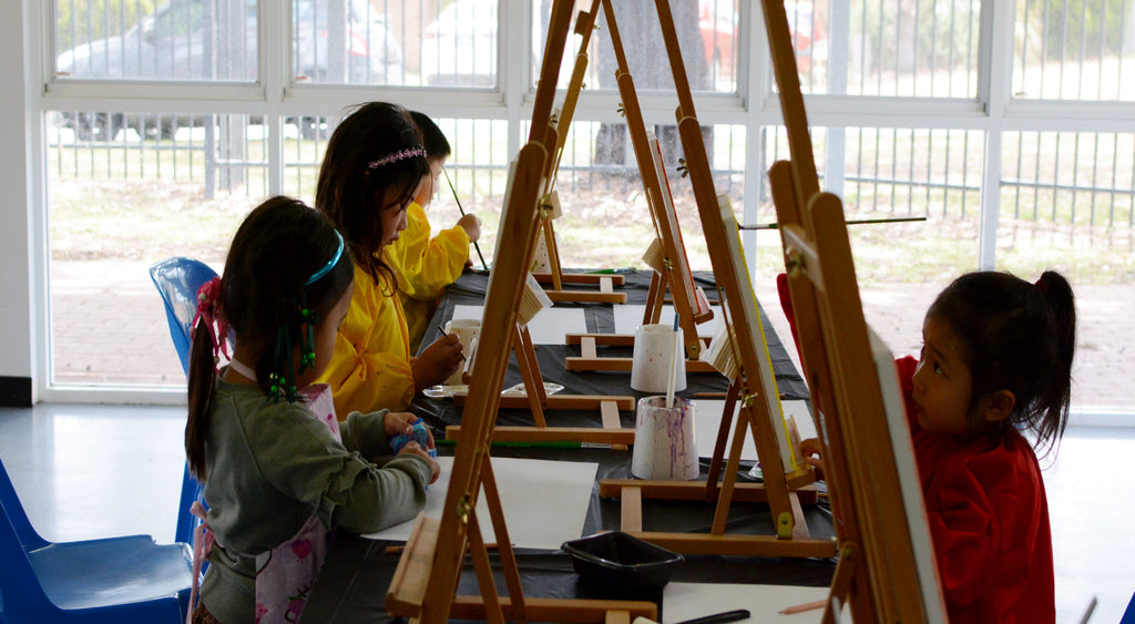 Art Investigations: Kids Painting & Mixed Media