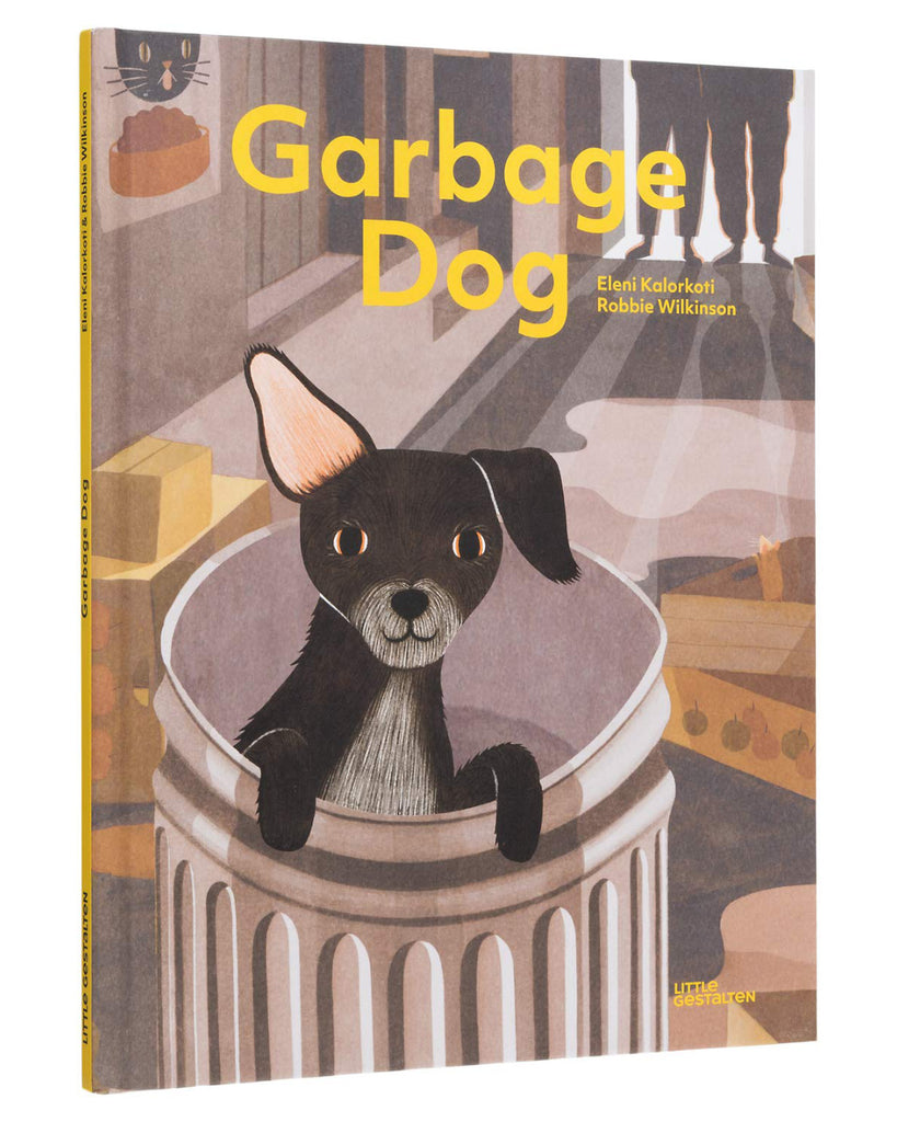 Garbage Dog Robbie Wilkinson Cover