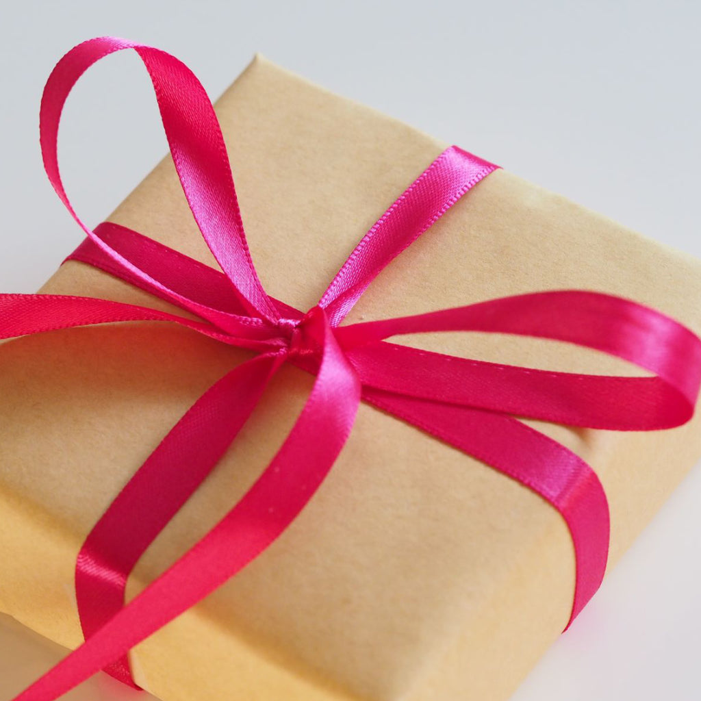 Giftwrapping, For those that want to cut out the middle man. We can gift wrap your items and post them directly to your loved ones.