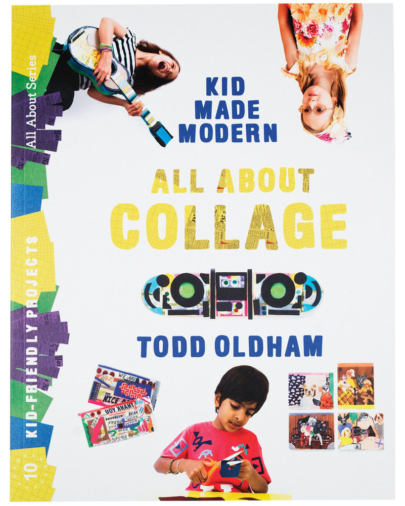kID Made Modern: All About Collage