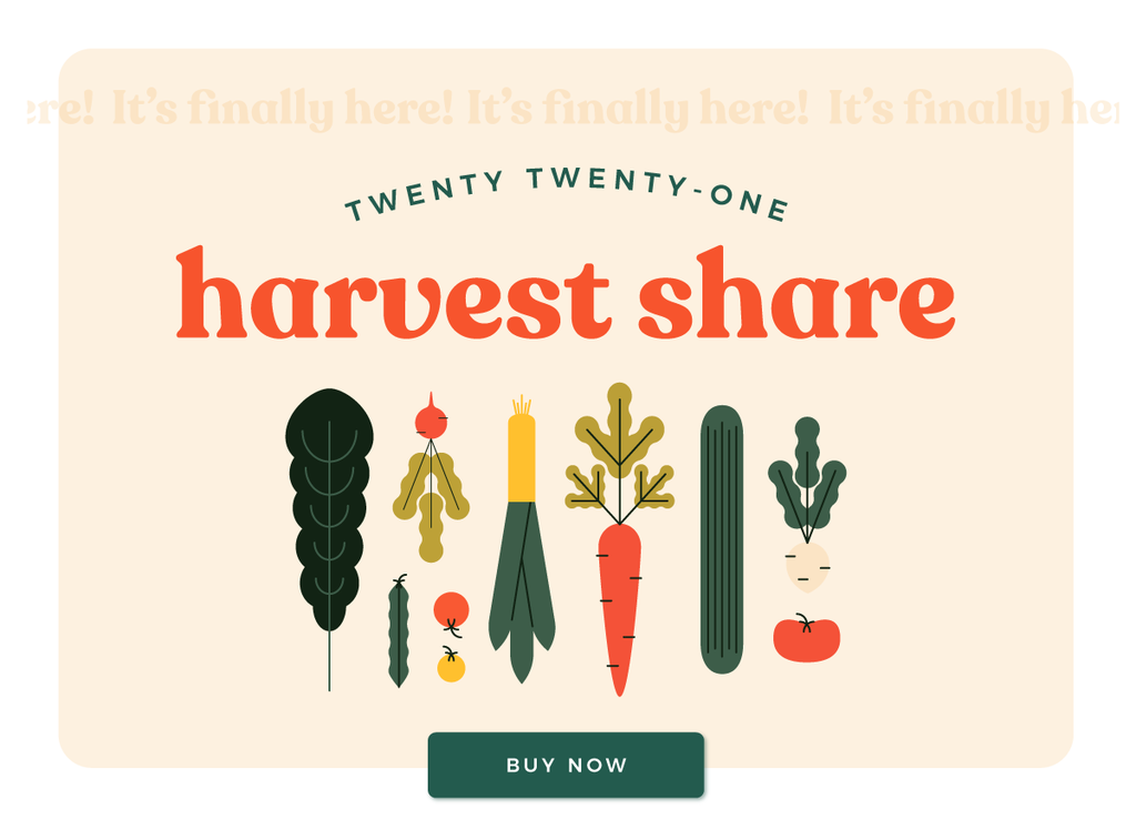 Harvest Share Buy Now