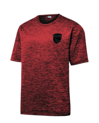 Special Edition Youth Performance Tee (RED/BLK)