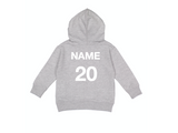 Little Stars Core Fleece Pullover Hooded Sweatshirt - Personalized
