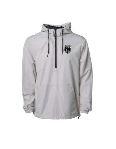 HPA Windbreaker - SMOKE/BLK