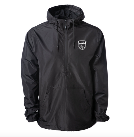HPA Windbreaker - Reactive Black/BLK