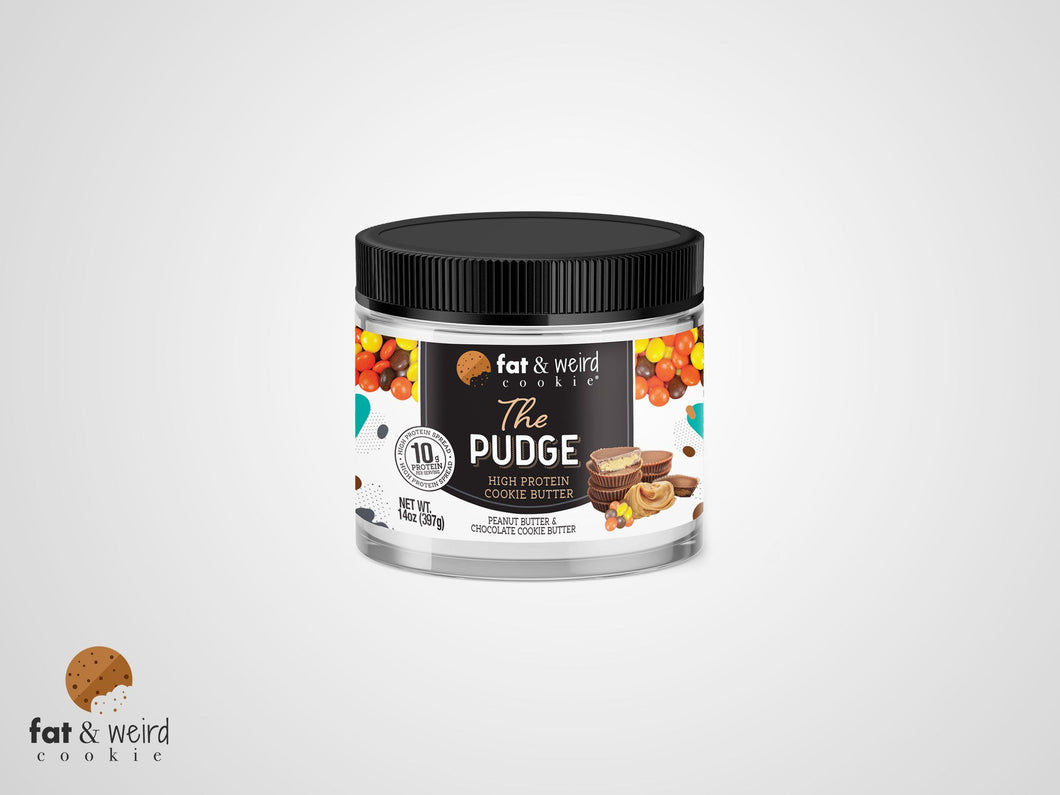 The Pudge High Protein Cookie Butter