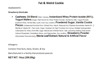 Load image into Gallery viewer, Shorty's Cake High Protein Cookie Butter