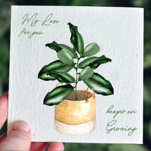 Load image into Gallery viewer, Plantable Gift Cards