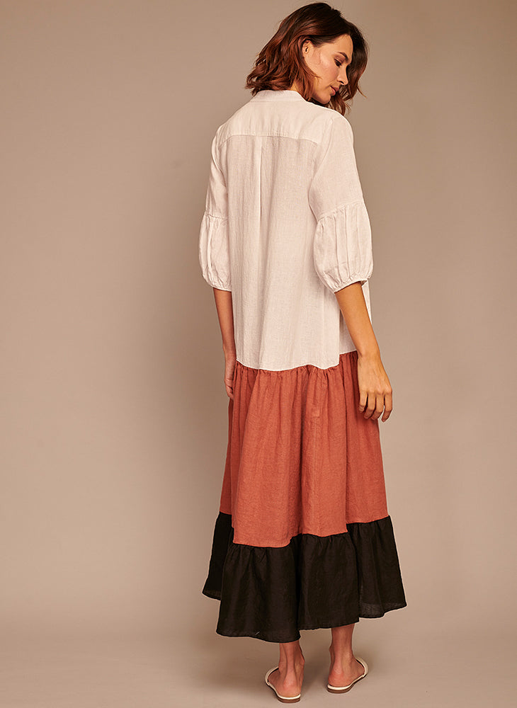 Maxi Button Down