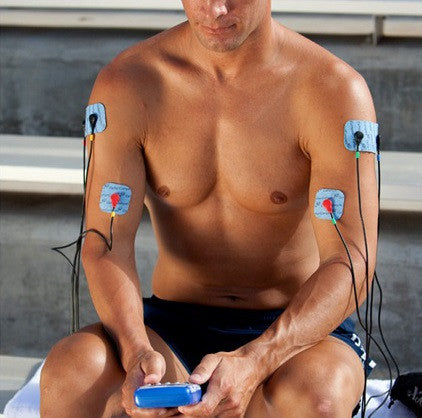 Electronic muscle stimulator