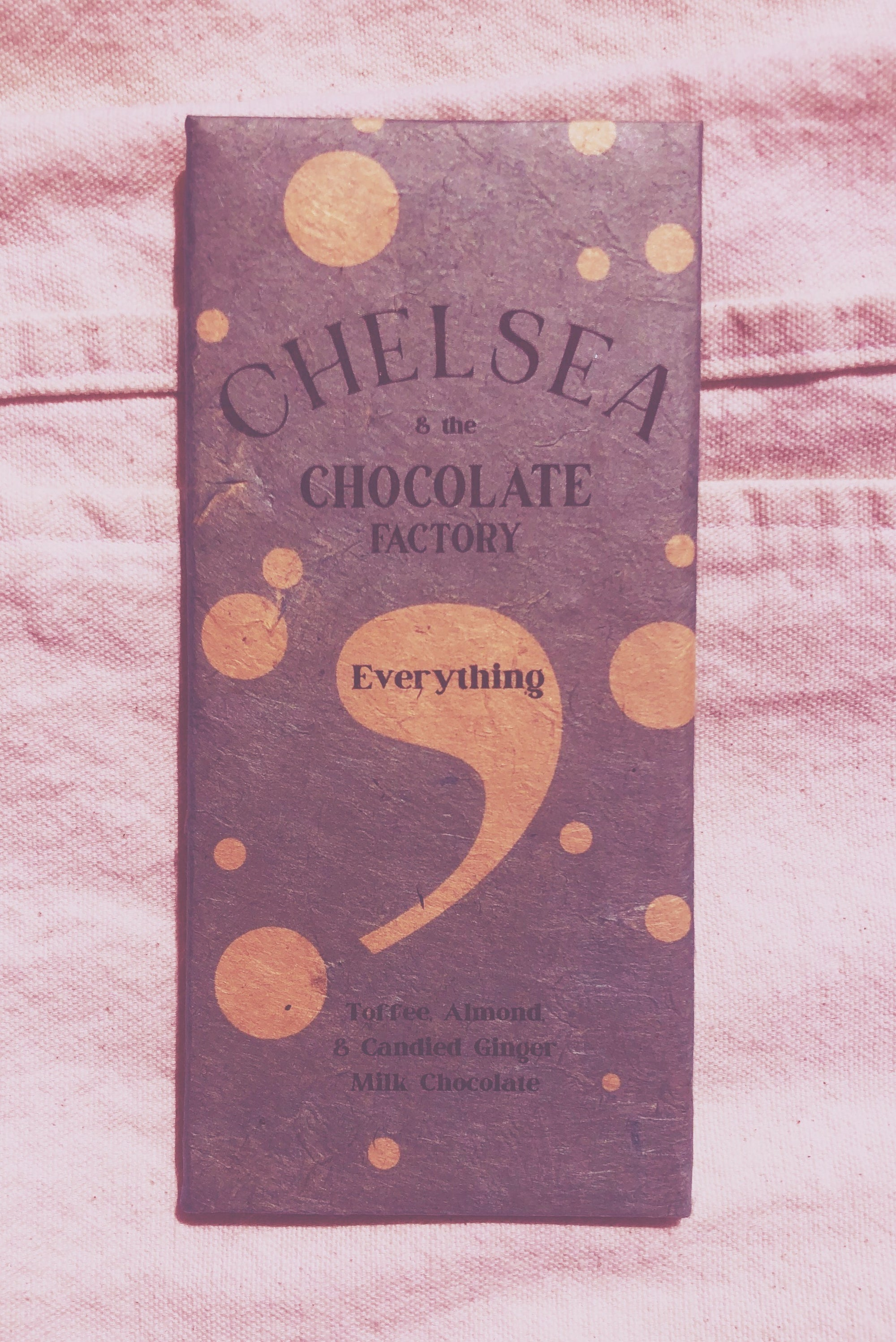 Chelsea and the Chocolate Factory Everything Heritage Bar