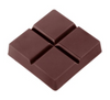 3x Mini Pack Purist 100% Dark Chocolate