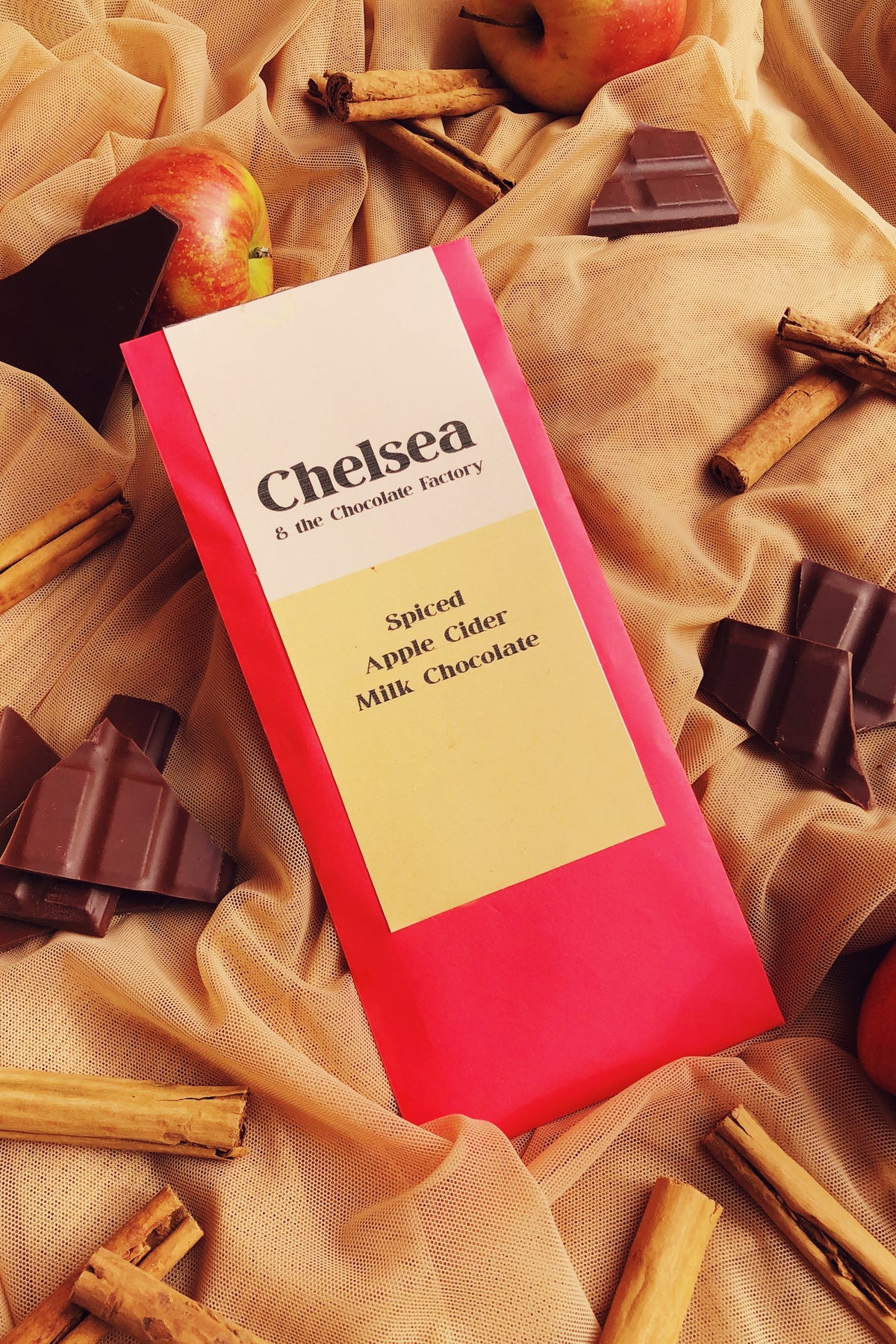 Apple Cider Milk Chocolate