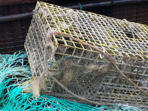 Lobster Trap Menemsha M.V.