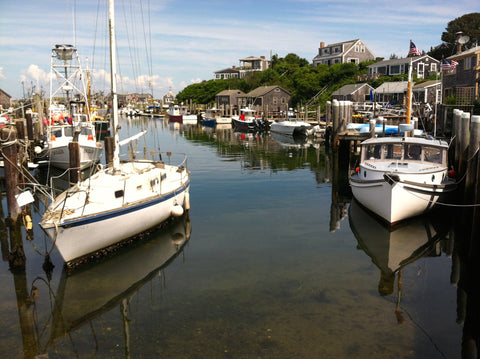Menemsha on Martha's Vineyard