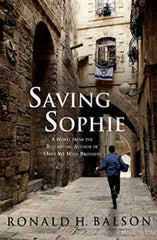 Saving Sophie By Ronald Balson