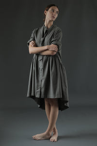 Aqua & Rock sustainable Green Italia Smock Dress