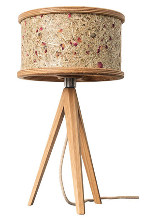 Aqua & Rock premium small tripod sustainable side lamp designer homewares