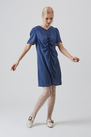 Beaufort Blue Dress