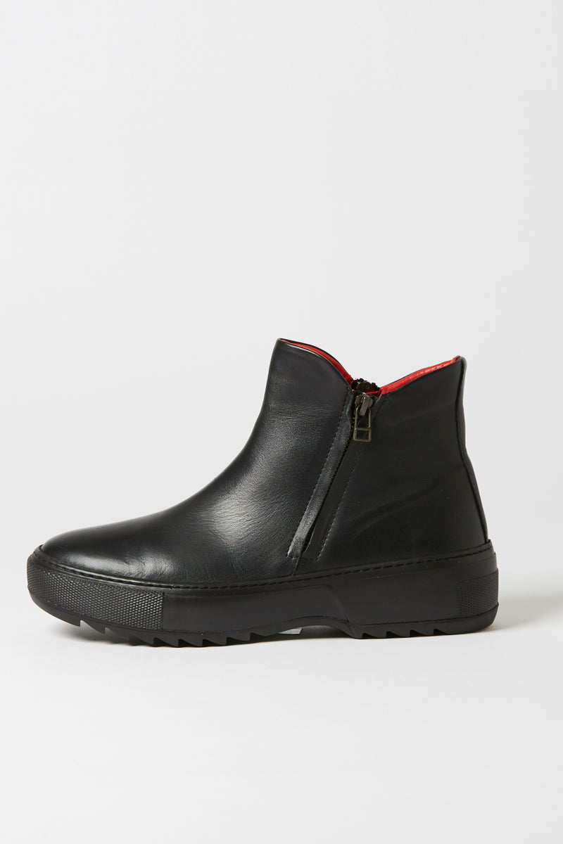 Black Brook Ankle Boots